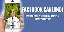 Facebook Tarsus'ta Can'landı